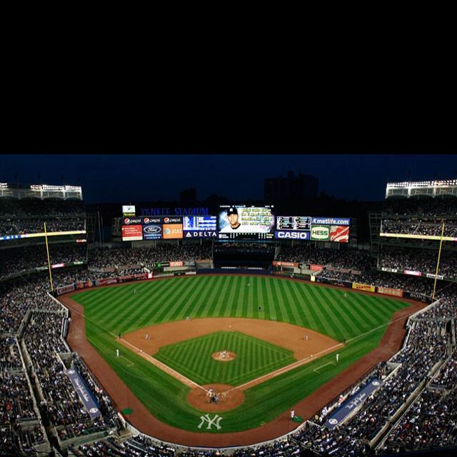 Yankee Stadium Bronx, NY-New York Yankees