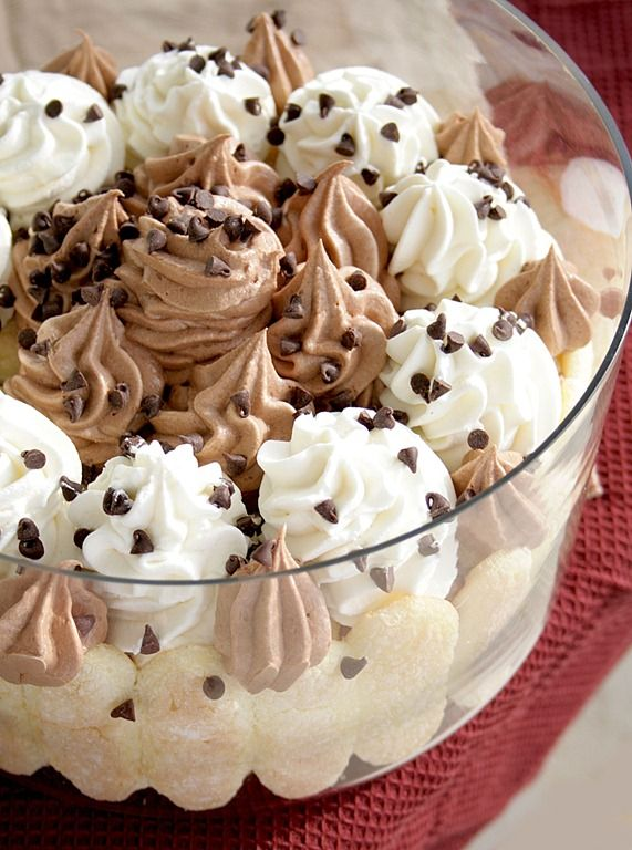 Chocolate icebox cake recipe ladyfingers