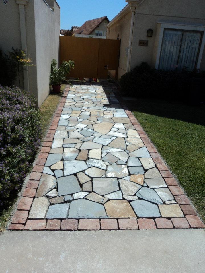 17 mejores ideas sobre patio de adoquines en pinterest - Adoquin de piedra ...