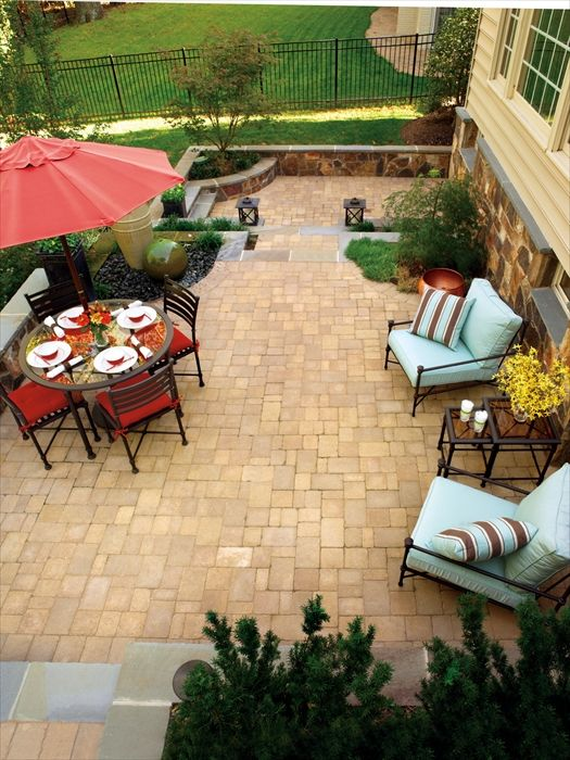 74 best Clearwater: EP Henry Hardscapes images on Pinterest ...