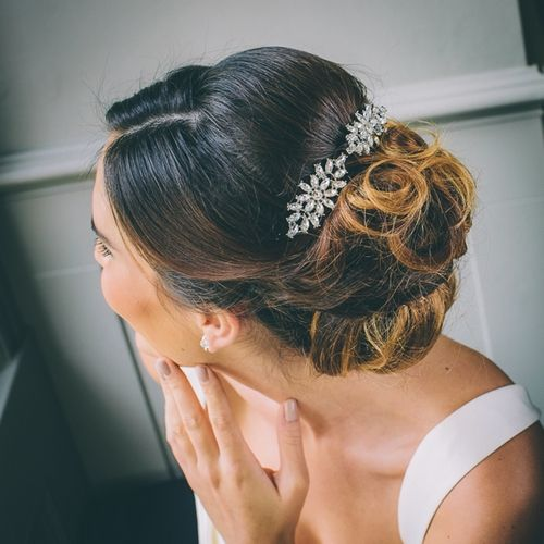 Gmg926 Wedding Hair Comb Blo Mariages