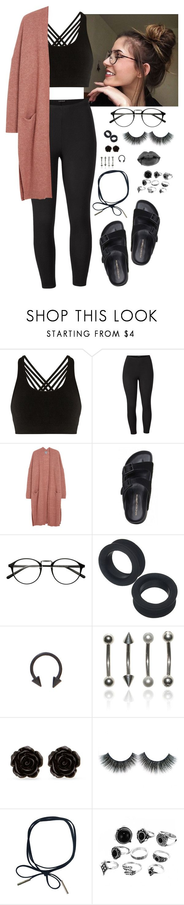 """""""Friday, I'm in love """" by thatonekidintheback ❤ liked on Polyvore featuring Pepper & Mayne, Venus, Erica Lyons and plus size clothing"""