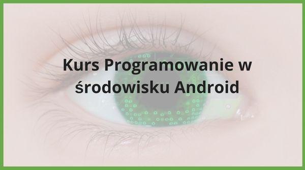 Kurs Programowanie w środowisku Android! Nowość w ofercie Cognity! Nauczymy Cię jak poruszać się po środowisku android, tworzyć aplikacje, dodawać do nich filmy i dźwięk.  Szczegóły: https://www.cognity.pl/kurs-programowanie-w-srodowisku-android,s2,615.html #cognity, #kursyszkolenia, #android #aplikacje, #tworzenieaplikacji,