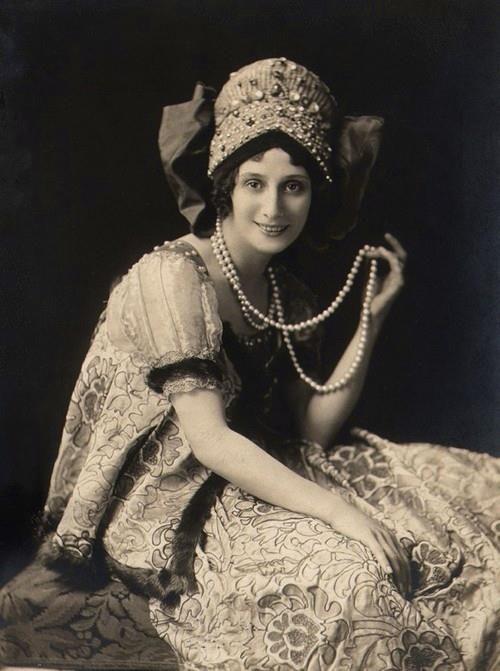 Anna Pavlova, 1910s