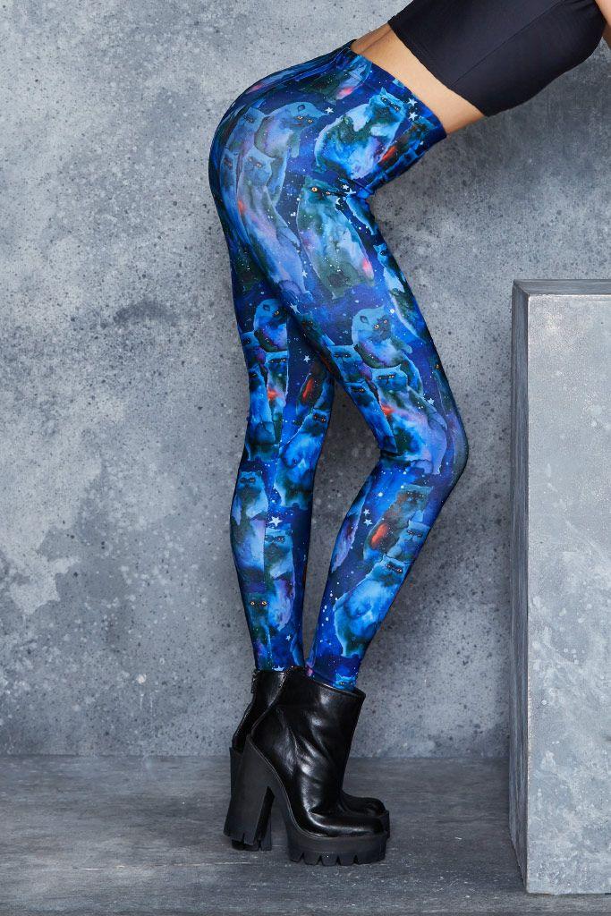 Space Kitties Toasties - 48HR ($90AUD) by BlackMilk Clothing