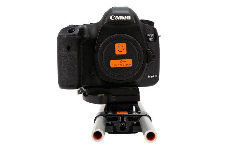 Canon EOS 5DMKIII HDSLR