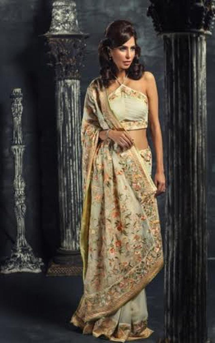 Threads and Motifs Sarees #saree #shalwarkameez #salwarkameez #asianbridal #threadsandmotifs