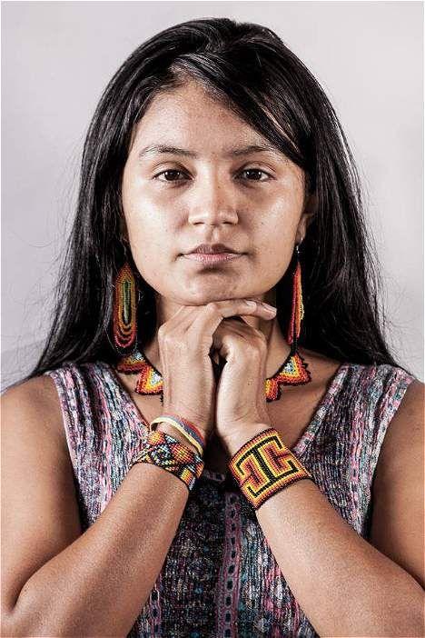 Crónica gráfica sobre las lenguas nativas colombianas en revista BOCAS - Bocas - ELTIEMPO.COM