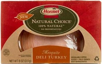 Hormel Natural Choice Deli Sandwich Meat Coupon---Save $1.00!