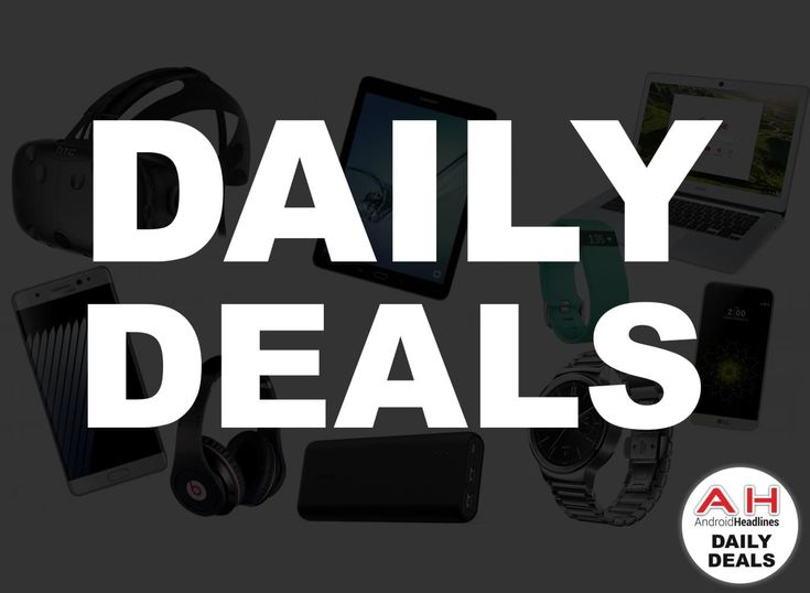 Electronics Deals – April 18th, 2017: ASUS C201 Chromebook, TCL Roku TV, & More #Android #Google #news