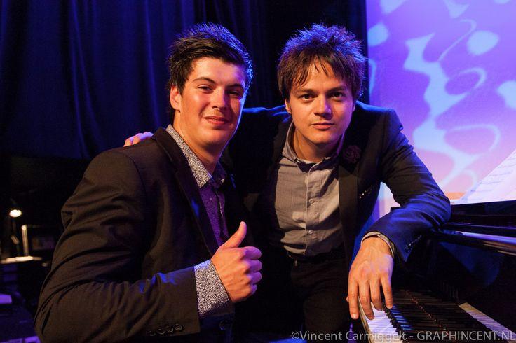 Meet & Greet met Jamie Cullum; prijswinnaar Sebastiaan van der Klooster heeft de North Sea Jazz 2013 prijsvraag gewonnen en een meet & greet met Jamie Cullum   Yamaha Music Benelux   #Y4U