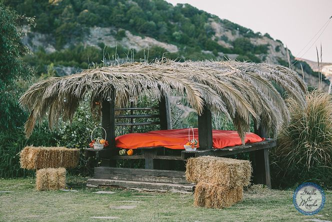 Rustic Wedding | Wedding by Stella and Moscha - Exclusive Greek Island Weddings | Photo by George Pahountis