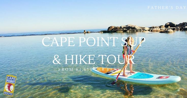 """Cape Point SUP and Hike Tour:  Cape Town has it all, so why not do it all with the coolest adventurers in town with the coolest toys in town.  Hop in this AUV (Adventure Utility Vehicle) which is equipped with all the """"toys"""" for adults and kids.  The vehicle is yours for the day so hike, SUP, bike, or paddle the peninsula – embrace every opportunity to touch the ocean. Set your day, your time and your activities!"""