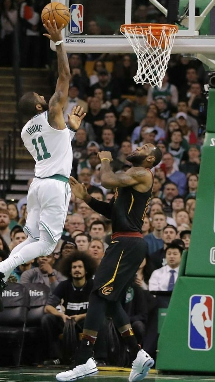 Lebron James defends Kyrie