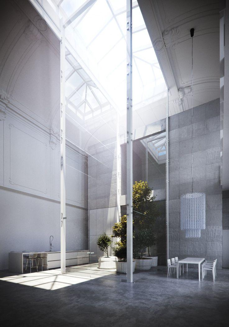 Monza Loft | Piero Lissoni. Architecture ...