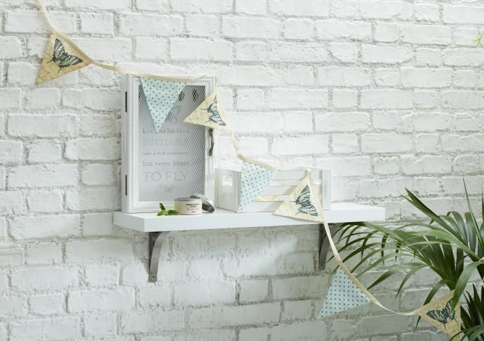 It's the finishing touches that make your home full of personality. Create a feature shelf and showcase your favourite things.  For more inspiration, check out our other boards or view our full range on http://www.diy.com/departments/home-furnishing/whats-new-for-your-home/meadow/cat1800165.cat?ecamp=SoM_BAU_Pinterest_Meadow_16Feb2016