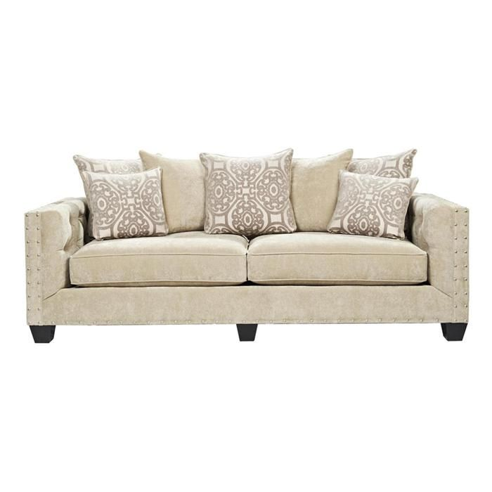 super excited about my new couch for a cindy crawford home sidney road sofa at rooms