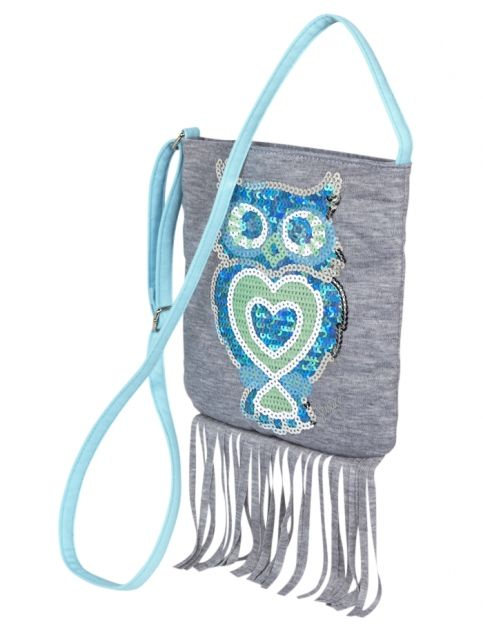 Owl Fringe Crossbody Bag | Girls Fashion Bags & Wallets Fashion Bags & Totes | Shop Justice