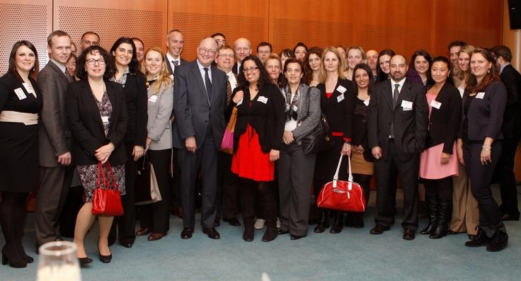 Από τη συνεδρίαση του Δικτύου Ευρωπαϊκών Κέντρων Καταναλωτή στο Ευρωπαϊκό Κοινοβούλιο, 19.2.2013. Συμμετοχή του Αναπληρωτή Συνηγόρου του Καταναλωτή & Διευθυντή του Ευρωπαϊκού Κέντρου Καταναλωτή Ελλάδας κ. Δ. Μάρκου.