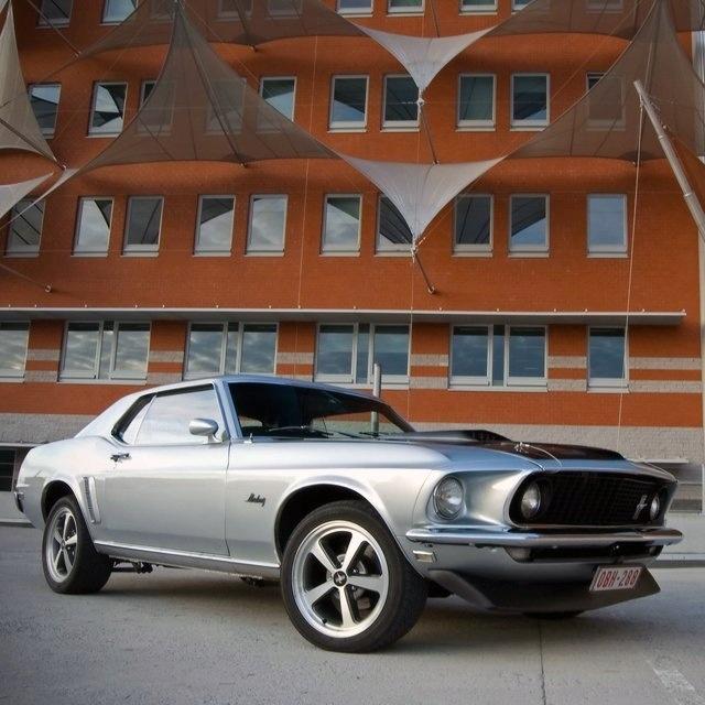 '68 Mustang, Hard Top ..WANT