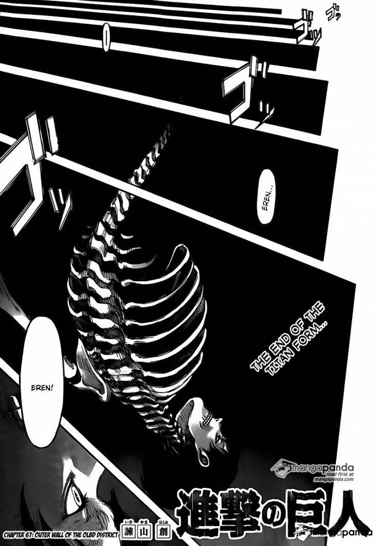 Shingeki no Kyojin 67 - Page 2