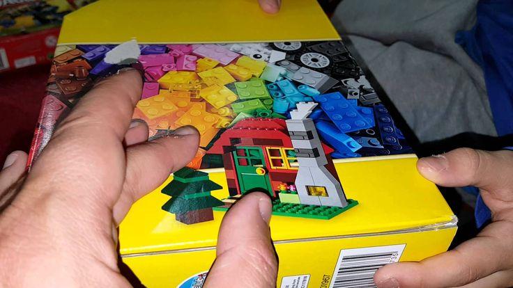 Lego per compleanno Alessandro classic lego basi