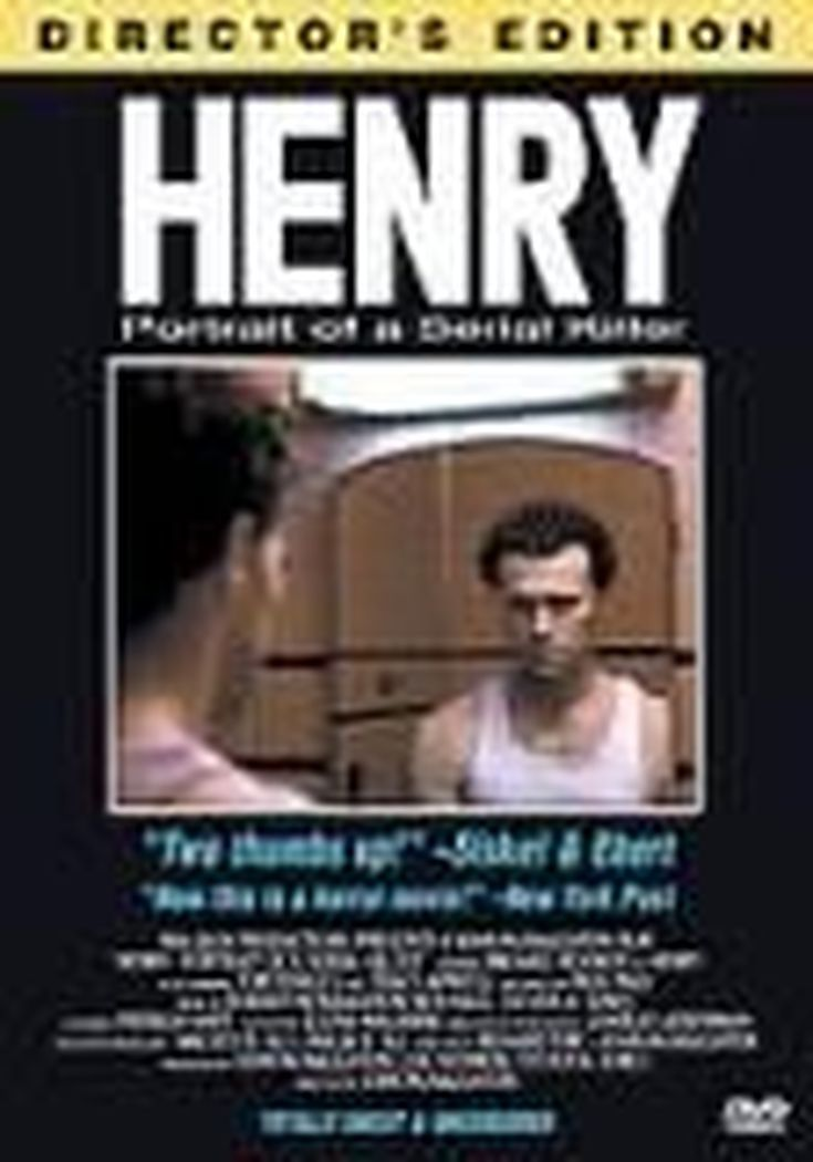 10 Movies About the Most Notorious American Serial Killers: Henry: Portrait of a Serial Killer