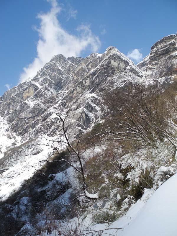 Cliffs Modi Khola