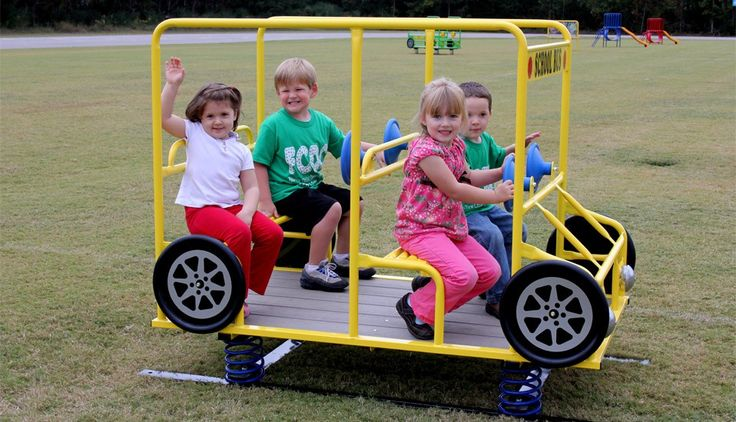 1000+ Images About School Bus Playground On Pinterest