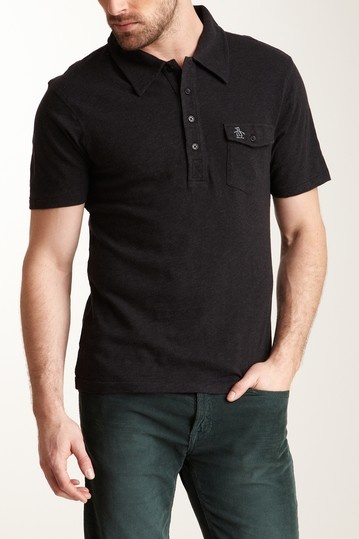 Original Penguin Jack Slub Polo Shirt by Original Penguin on @HauteLook