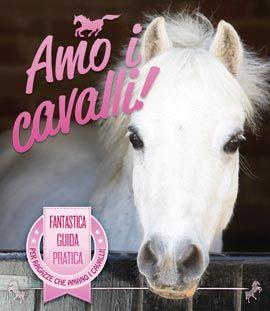 AMO I CAVALLI! Autore: A.A.V.V. EAN: 9788865202968 Editore: CASTELLO Collana: ANIMALI Pagine: 120 Che stiate imparando a cavalcare, che cerchiate il modo migliore per strigliare il vostro cavallo o che semplicemente amiate leggere di cavalli, questo libro vi svelerà tutto quello che dovete sapere. € 11,00
