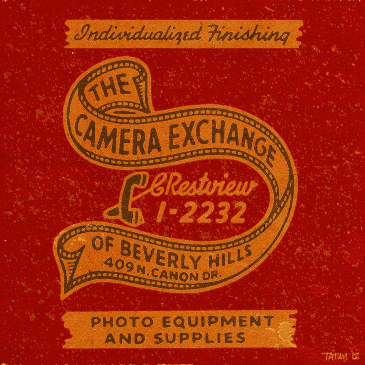 Camera exchange