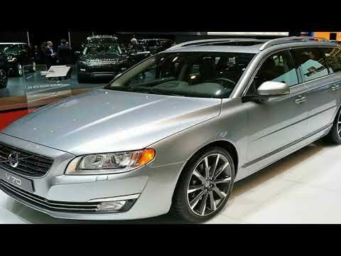 Volvo V70 - Mid Size Five Door Station Wagon