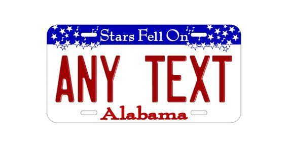 36143159ce7e17c41ae5f13874cd3f99 - How To Get A Personalized License Plate In Alabama
