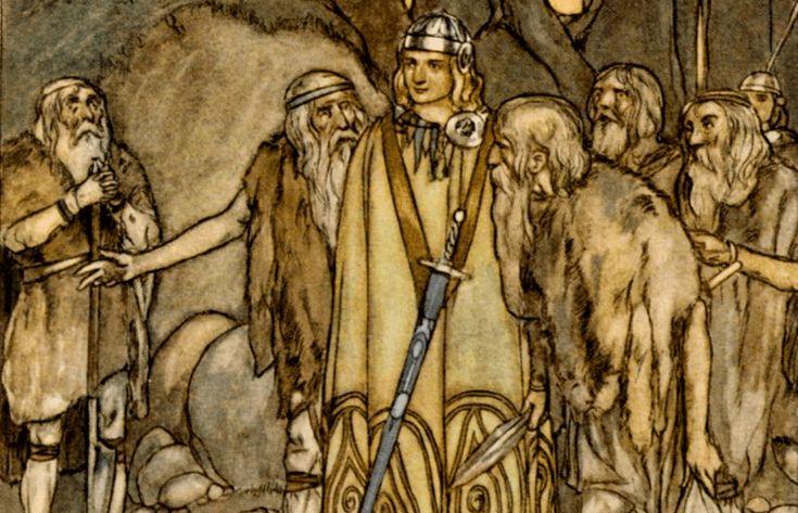 The Legend of Fionn mac Cumhaill
