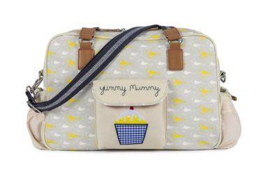 Prebaľovacia taška Pink Lining YUMMY MUMMY - Vtáčiky