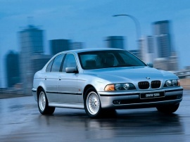 1997 BMW 528i SE. Best car in the world. Had this for 14 years.
