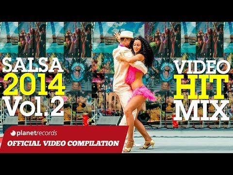 SALSA 2014 - 2015 ► VIDEO HIT MIX COMPILATION ► MARC ANTHONY, VICTOR MANUELLE, LOS VAN VAN - YouTube