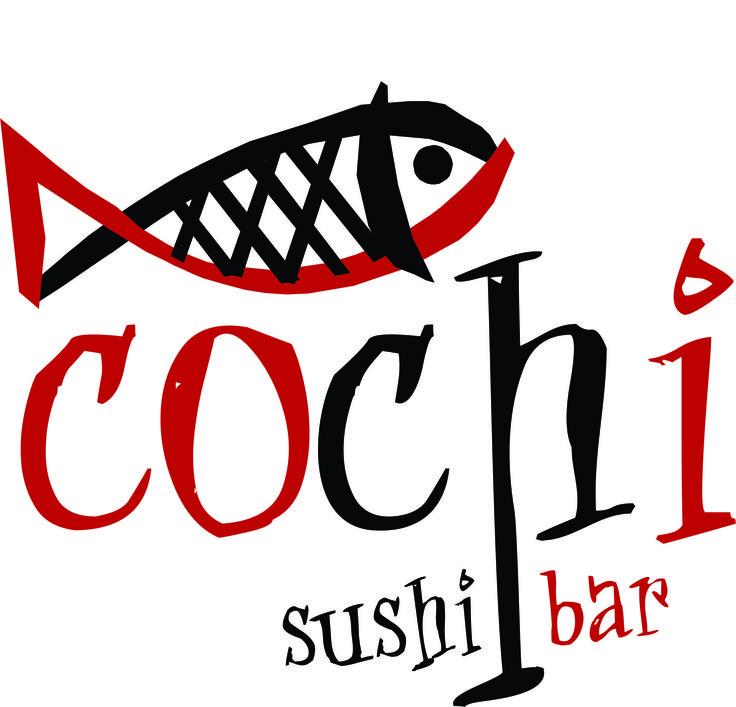 Cochi Sushi Bar logo #logo #logoexample