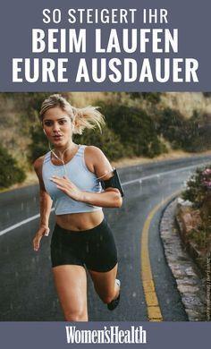 So steigert ihr eure Ausdauer beim Laufen – Heike