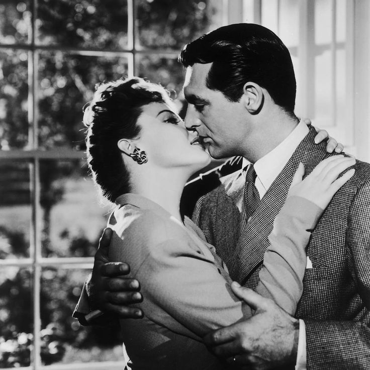 Cary Grant and Laraine Day in Mr Lucky 1943