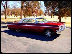 64 Impala SS Lowrider | Chevrolet Impala 64 SS Lowrider For Sale (1964)