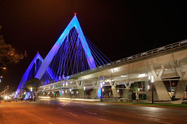 Puente Matute Remus, by Echauri Morales Arquitectos Guadalajara, MX