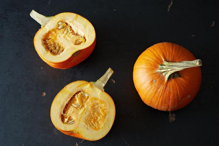 Wie Sie das Fruchtfleisch einer Kürbis Verwenden - Verwendet für Pumpkin Guts