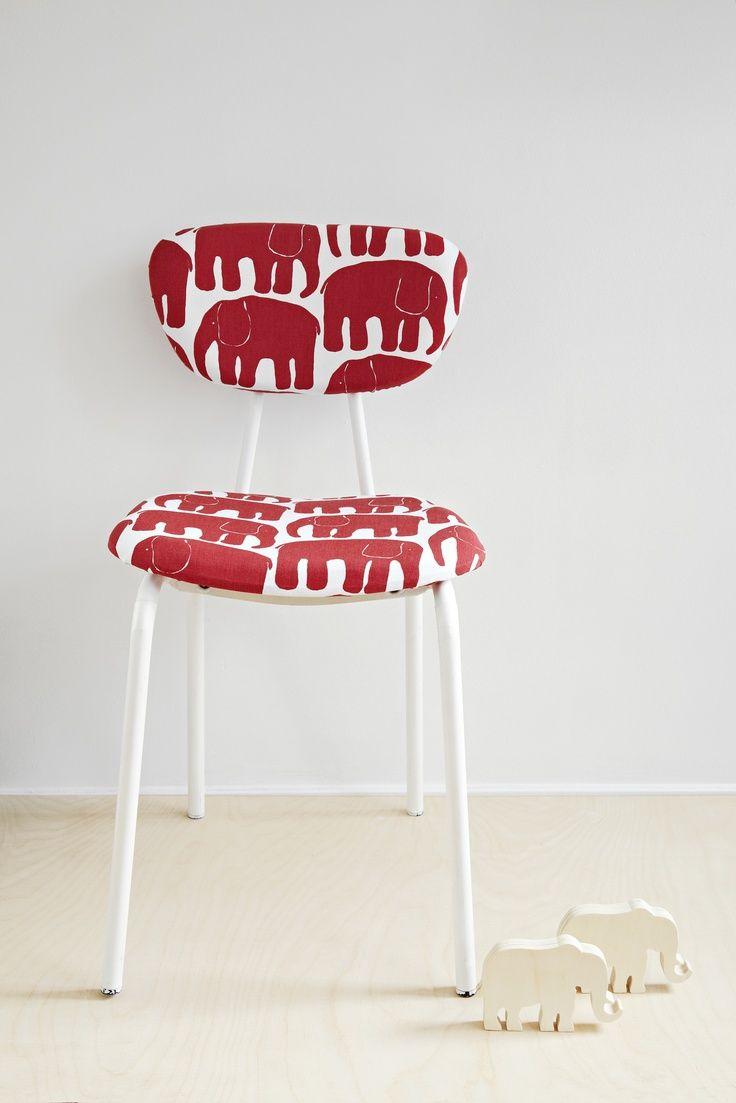 cute chair   designed by monika jarg