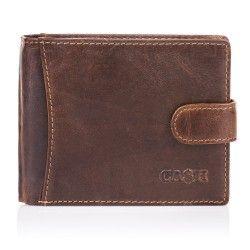 PORTFEL MĘSKI SKÓRZANY CASH SKÓRA VINTAGE 5535-1 I http://supergalanteria.pl/on-produkty-dla-mezczyzn/portfele-meskie/portfel-meski-skorzany-cash-skora-vintage-5535-1