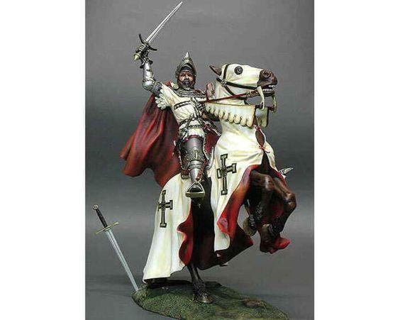 Teutonic Grand Master Knight at the Battle of Tannenburg, 1410 - m_model_90001_wielki_mistrz_zakonu_krzyzackiego_1410_90mm_.jpg (Obrazek JPEG, 750×600pikseli) - Skala (98%)