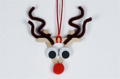 Rudolphe le renne du père Noël