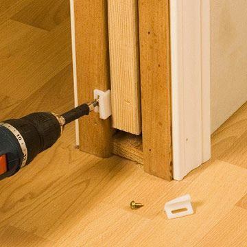 Install Guides For Pocket Door, Will Add Tons Of Space To An Unused Conner  Of