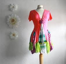 upcycled hippie clothing - Google Search